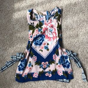 Free people casual summer tank